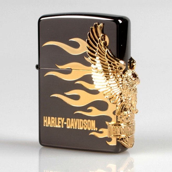 Harley Davidson HDP-01 Limited Edition JP Zippo Lighter