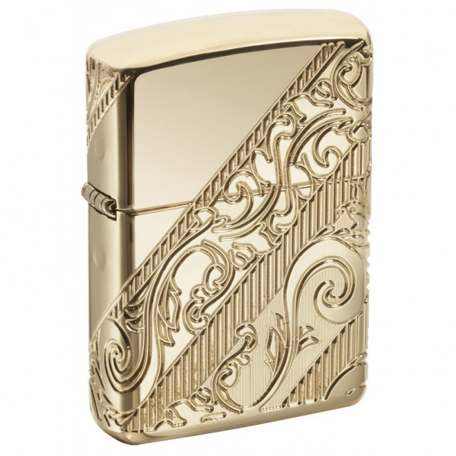 2018 Collectible of the Year: Golden Scroll Zippo Lighter