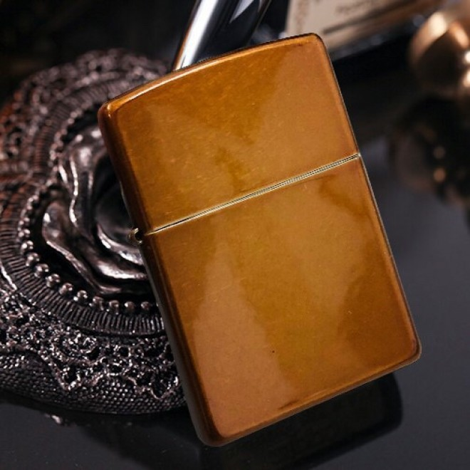 Toffee Finish 21184 Zippo Lighter